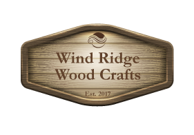 Wind Ridge  Wood Crafts Logo